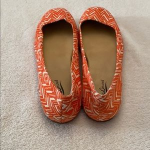 Lucky Brand Shoes - Lucky brand Brenna flat size 8.5 M